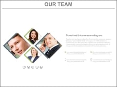 Team Collaboration In Workplace Powerpoint Slides