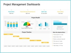 Team Collaboration Of Project Management Dashboards Ppt Inspiration Gallery PDF