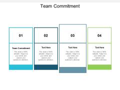 Team Commitment Ppt PowerPoint Presentation Pictures Slide Portrait Cpb