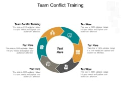 Team Conflict Training Ppt PowerPoint Presentation Styles Gallery