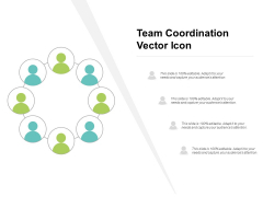 team coordination vector icon ppt powerpoint presentation file slide download
