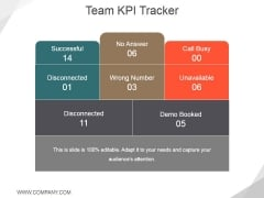 Team Kpi Tracker Ppt PowerPoint Presentation Infographics Styles