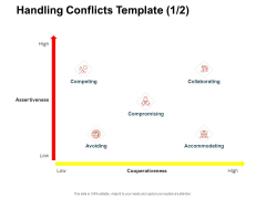 Team Manager Administration Handling Conflicts Template Compromising Elements Pdf