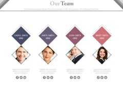 Team Of Business People Communication Powerpoint Slides