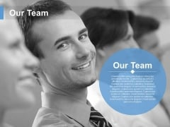 Team Of Expert People Powerpoint Slides