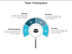 Team Participation Ppt Powerpoint Presentation Outline Images Cpb