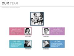 Team Planning For Business Strategies Powerpoint Slides