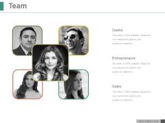 Team Ppt PowerPoint Presentation Inspiration