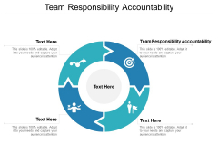 Team Responsibility Accountability Ppt PowerPoint Presentation Show Rules Cpb