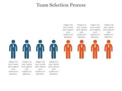 Team Selection Process Ppt PowerPoint Presentation Clipart