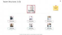 Team Structure Communication Business Analysis Method Ppt Inspiration Slide Portrait PDF