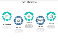 Tech Marketing Ppt PowerPoint Presentation Icon Infographics Cpb