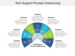 Tech Support Process Outsourcing Ppt PowerPoint Presentation Inspiration Slideshow Cpb Pdf