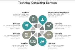 Technical Consulting Services Ppt PowerPoint Presentation Professional Graphics Pictures Cpb