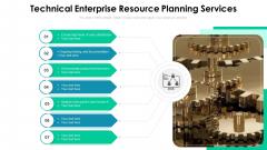 Technical Enterprise Resource Planning Services Ppt PowerPoint Presentation Outline Sample PDF