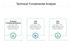 Technical Fundamental Analysis Ppt PowerPoint Presentation Portfolio Graphics Example Cpb