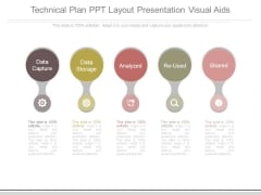 Technical Plan Ppt Layout Presentation Visual Aids