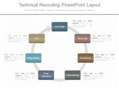 Technical Recruiting Powerpoint Layout