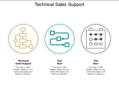 Technical Sales Support Ppt PowerPoint Presentation Visual Aids Example 2015 Cpb