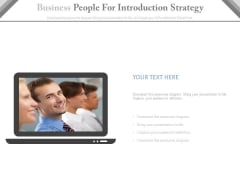 Technical Team Introduction Page Powerpoint Slides