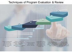 Techniques Of Program Evaluation And Review Ppt PowerPoint Presentation Inspiration Ideas