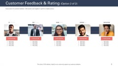 Techniques To Increase Customer Satisfaction Customer Feedback Rating Feedback Introduction PDF