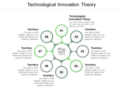 Technological Innovation Theory Ppt PowerPoint Presentation Samples Cpb