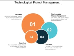 Technological Project Management Ppt PowerPoint Presentation Styles Example Introduction Cpb