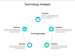 Technology Analysis Ppt PowerPoint Presentation File Display Cpb