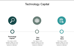 Technology Capital Ppt PowerPoint Presentation Professional Slides Cpb