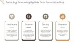 Technology Forecasting Big Data Facts Ppt PowerPoint Presentation Clipart