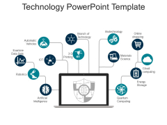 Technology Free PowerPoint Slide