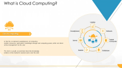 Technology Guide For Serverless Computing What Is Cloud Computing Database Structure PDF