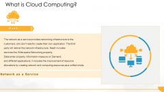 Technology Guide For Serverless Computing What Is Cloud Computing Resources Template PDF