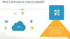 Technology Guide For Serverless Computing What Is Software As A Service Saas Device Download PDF