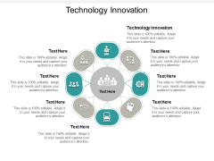 Technology Innovation Ppt PowerPoint Presentation Gallery Brochure Cpb
