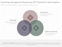 Technology Management Engineering Ppt Powerpoint Slide Graphics