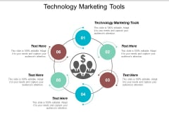 Technology Marketing Tools Ppt PowerPoint Presentation Slides Design Ideas Cpb