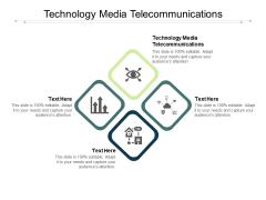 Technology Media Telecommunications Ppt PowerPoint Presentation Summary Slide Portrait Cpb Pdf