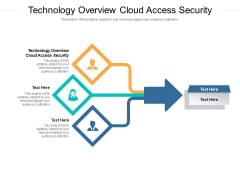 Technology Overview Cloud Access Security Ppt PowerPoint Presentation Model Ideas Cpb Pdf