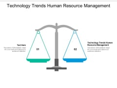 Technology Trends Human Resource Management Ppt PowerPoint Presentation Styles Files