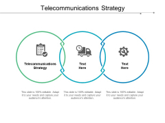 Telecommunications Strategy Ppt PowerPoint Presentation File Summary Cpb