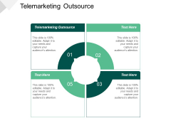 Telemarketing Outsource Ppt PowerPoint Presentation Model Deck Cpb
