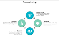 Telemarketing Ppt PowerPoint Presentation Portfolio Guide Cpb