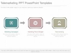 Telemarketing Ppt Powerpoint Templates