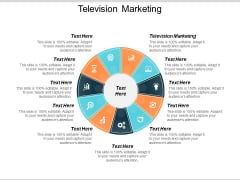 Television Marketing Ppt PowerPoint Presentation Professional Slideshow Cpb