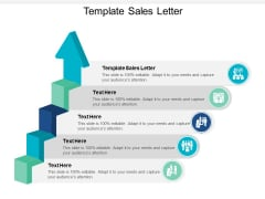 Template Sales Letter Ppt PowerPoint Presentation Pictures Slide Download Cpb