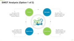 Ten Minutes Personal Introduction Swot Analysis Option Adapt Ppt Layouts Themes PDF