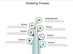 Tendering Process Ppt PowerPoint Presentation Model Templates Cpb