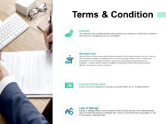 Terms And Condition Ppt PowerPoint Presentation Infographic Template Portfolio